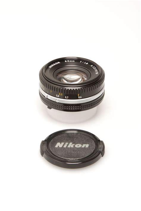 Nikon 50mm F1 8 Ais nikon nikkor 50mm f1 8 ai s catawiki