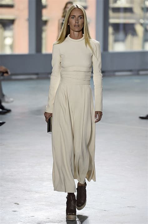 New York Fashion Week Proenza Schouler Runway Report by The Trend Report Put Some Sleeves On It Aol Lifestyle