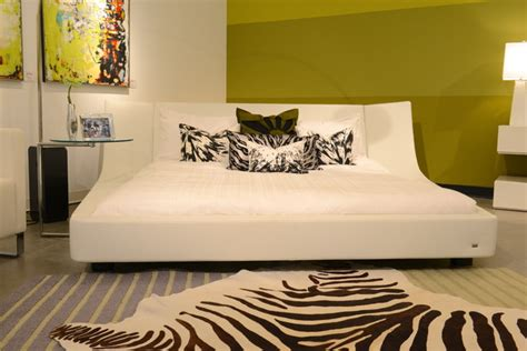 cantoni houston showroom modern bedroom houston by
