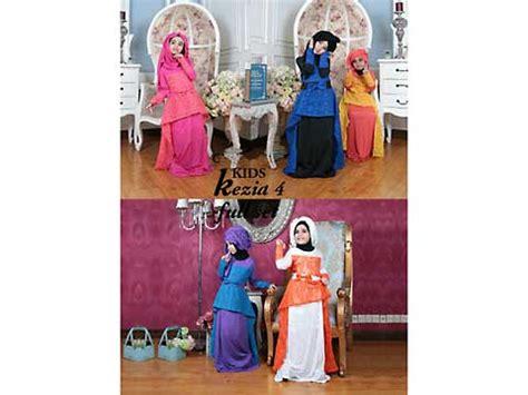 Abaya Anak Bordiran Free Pashmina anak fashion butiq