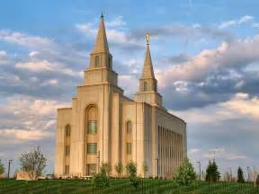Kansas city missouri lds mormon temple district