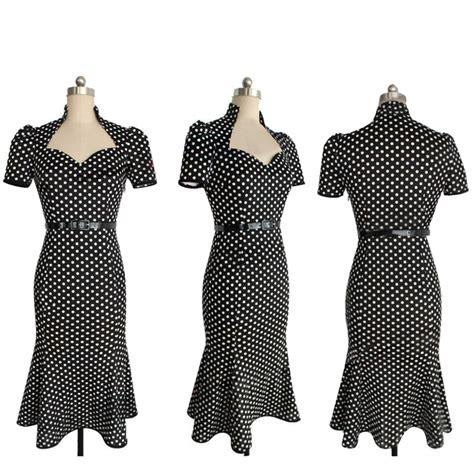 Model Baju Mini Dress Terkini Dan Murah Polkadot Katun Rayon dress model polkadot terbaru jual model terbaru