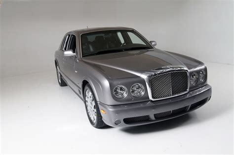 bentley arnage t mulliner 2006 bentley arnage t mulliner t exotic and classic