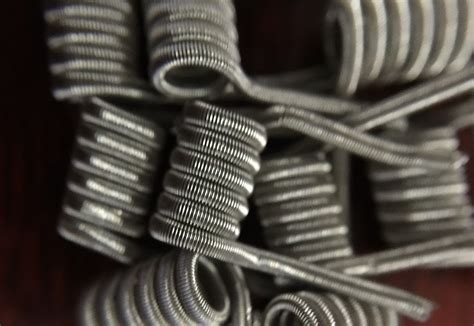 Fused Clapton coil building 101 how to build a fused clapton coil