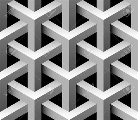 3d Pattern 3d geometric patterns bright design 6 industrial seamless