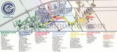 Las Vegas Tram Map by Similiar Las Vegas Monorail Route Map Keywords