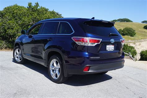 Toyota Highland In 2016 Toyota Highlander Review Digital Trends