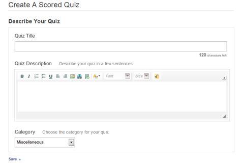 cara membuat quiz online blog gaul 05 15 14