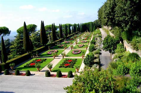 giardini vaticani visita visita ai giardini vaticani di castel gandolfo