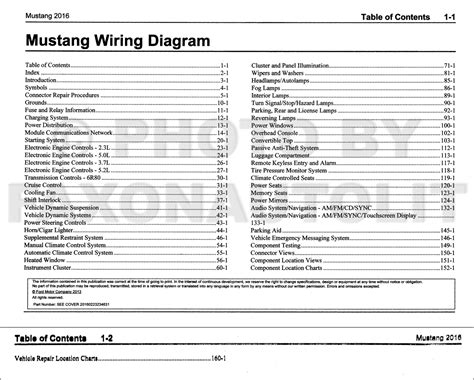 2004 ford mustang wiring diagram manual original wiring