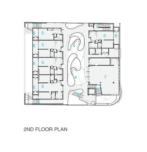 affordable housing floor plans gallery of la brea affordable housing patrick tighe