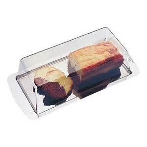 Oblong Vases Rectangular Cake Display With Cover
