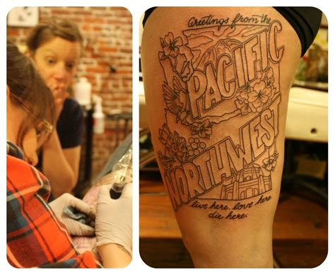 pacific northwest tattoo designs january 2012 coyote blue