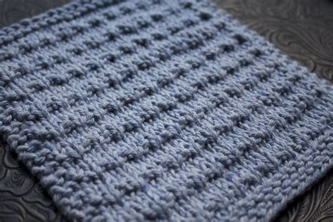 how to knit cotton dishcloths knitted dishcloth patterns images