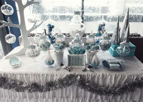 winter wonderland christmas holiday party ideas photo 5