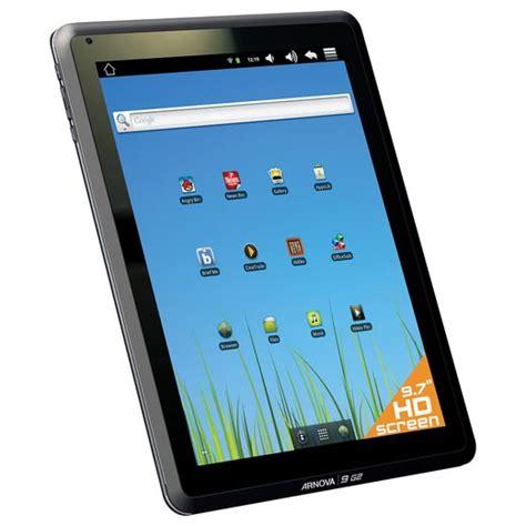 android pad archos arnova 9 g2 android tablet gadgetsin