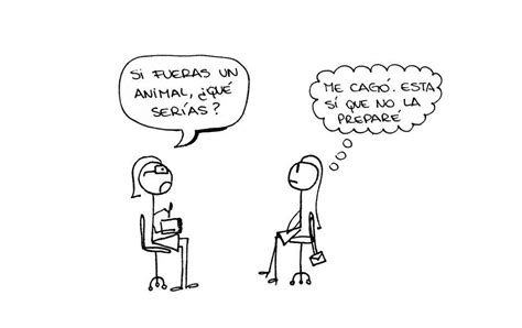 preguntas para una segunda entrevista entrevista de trabajo en dibujos