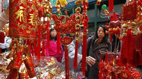 market hong kong new year news in pictures lunar new year