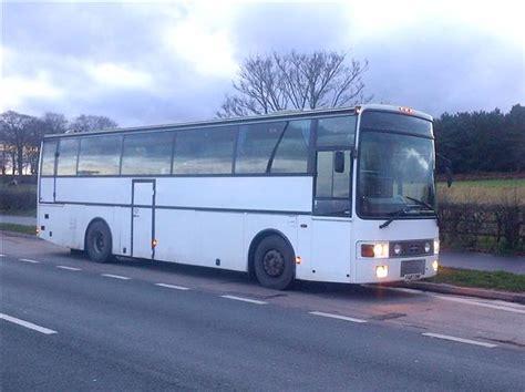 vehicle details  volvo bm van hool alizee     coach sales