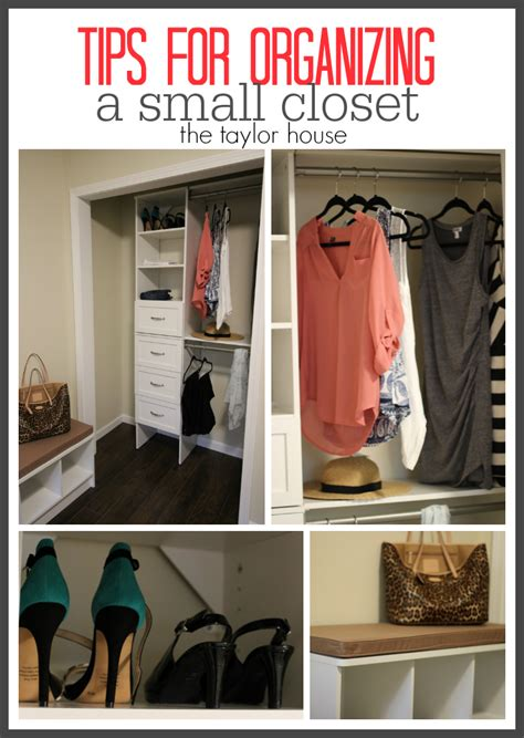 organize a small house how to organize a small closet the house