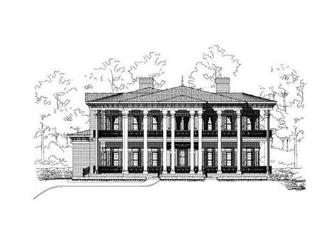 colonial luxury house plans colonial luxury house plans house design plans