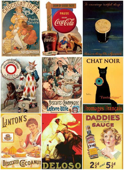 imagenes propagandas antiguas comida bebida cd 900 propagandas antigas no elo7 imagens