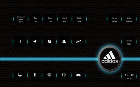 themes adidas clock adidas by darkeagle2011 on deviantart