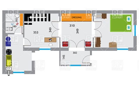 house layout clipart house floor plan 9847 architecture buildings download
