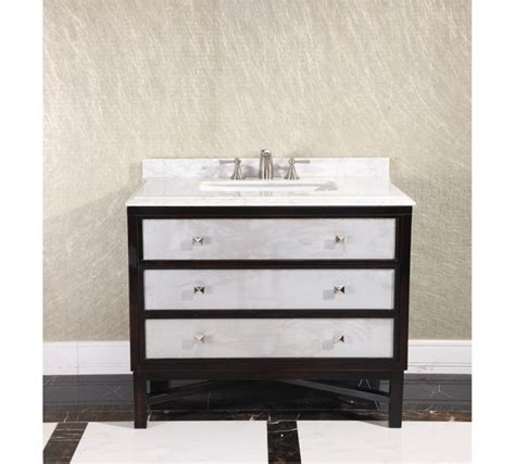 36 inch bathroom vanity white 36 inch single sink bathroom vanity in espresso with white
