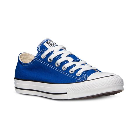 converse shoes for converse mens chuck ox casual sneakers from finish