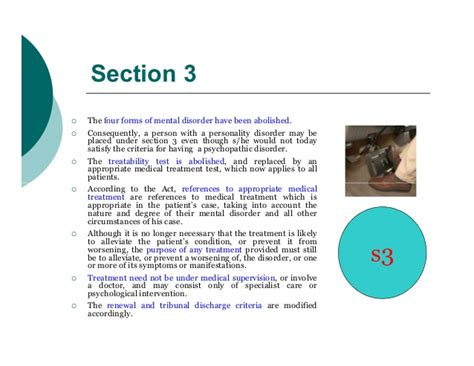 Section 15 Mental Health Act 28 Images Law Document