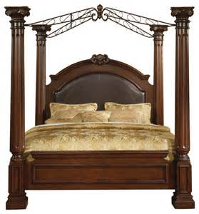 Canopy Bedroom King Juliet King Poster Bed Canopy Beds By Myco