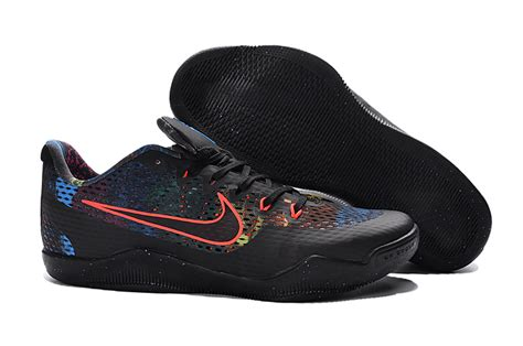 colorful nike basketball shoes nike 11 black colorful basketball shoes nike air