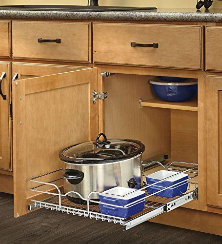 slide out cabinet organizers the best slide out kitchen cabinet organizers