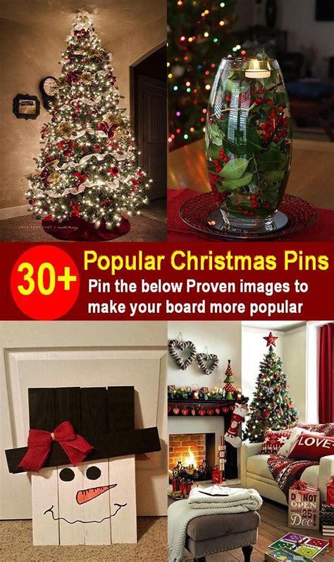 popular christmas pins  pinterest christmas celebration   christmas