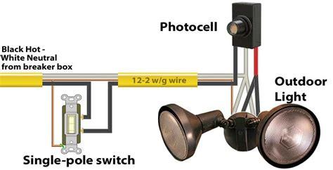westek photocell wiring diagram