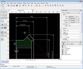 2d Drafting Online qcad 2d cad for windows linux amp mac