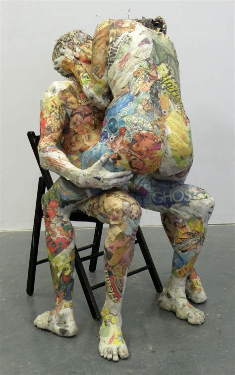 How To Make Paper Mache Sculptures - 1000 images about will kurtz on paper