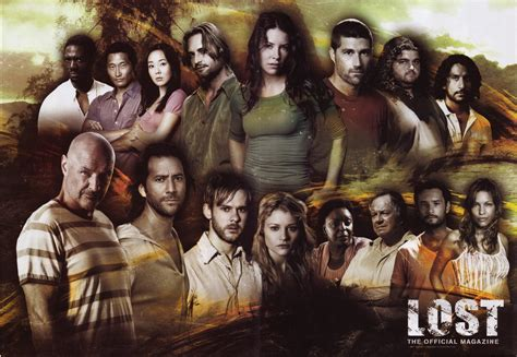 cast of the lost lost cast