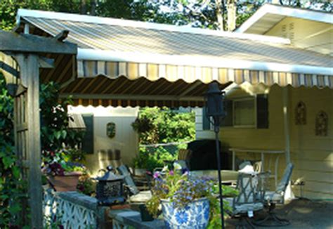 butterfly awnings the free standing butterfly retractable awning