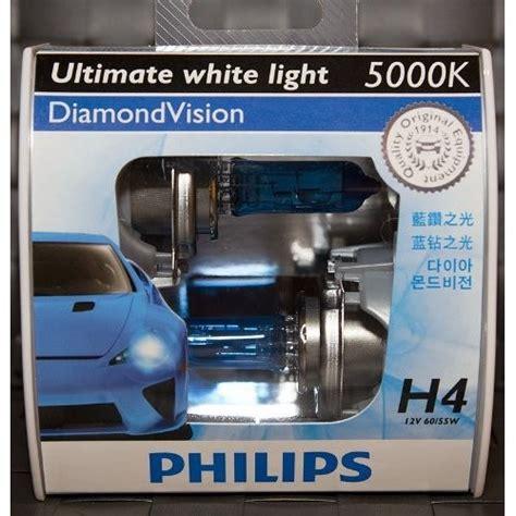 Lu Mobil H4 Philips Jual Philips Vision 5000k H4 12342dv Murah