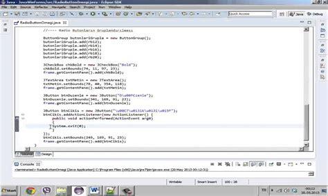 java swing code exle java swing form 28 images java swing form uygulamaları