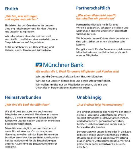 muenchner bank de unsere werte m 252 nchner bank