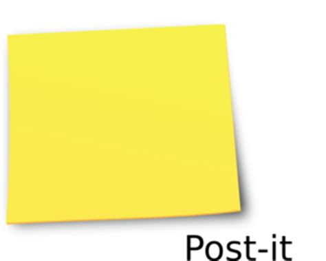 post it clip at clker vector clip royalty free domain