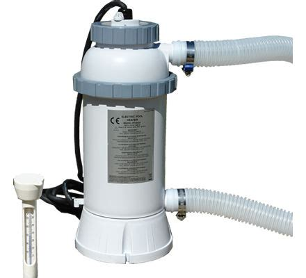 electric pool heater about pool heaters for intex pools above ground pool