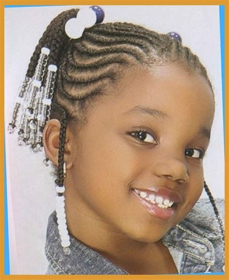 braid hairstyles for black women with a little gray 5 cute black braided hairstyles for little girls