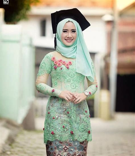 Dress Muslim Elegan 602 best graduation wedding style kebaya dan wisuda pernikahan images on