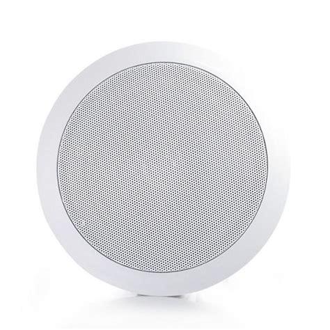 casse controsoffitto cassa speaker da incasso bianco 6w tondo casse