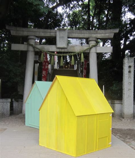 Origami Houses - origami houses tables that become shelters when disaster
