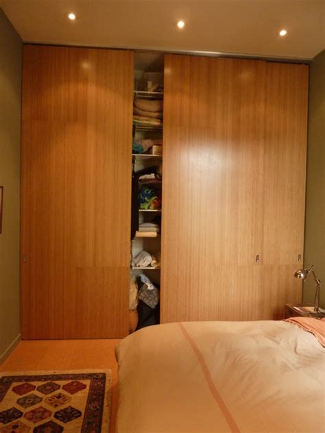 Modern Bedroom Closet by Master Closet Modern Bedroom Other Metro By At6 Architecture Design Build